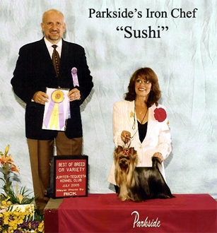 Parkside´s Iron Chef